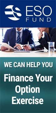 ESOFund Ad - We can help you finance your option exercise